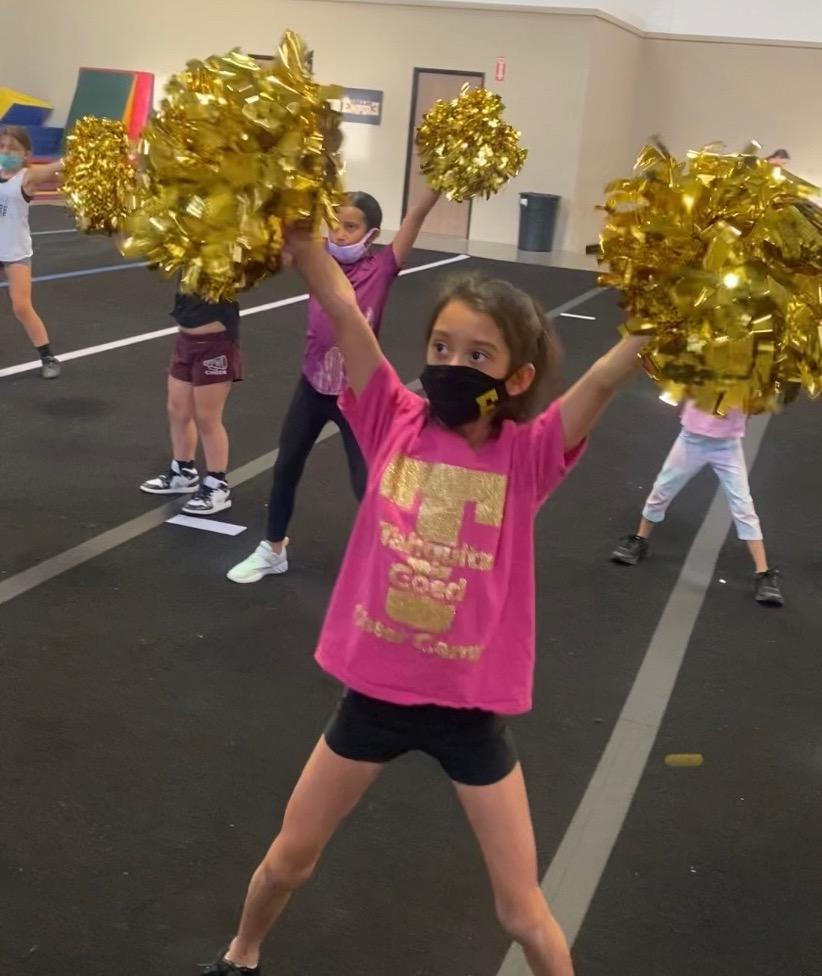 cheer for kids riverside ca
